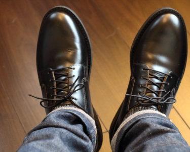 ワークな短靴 REDWING  101 POSTMANのススメ!!